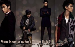 Time For - TVxQ by Sweetkrystyna