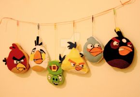 angry birds continued 2 by IrisAngela