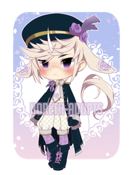Ninwo (Closed Species) 12 Adopt AUCTION - CLOSED by Noreth-Adopts