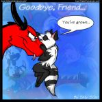 Goodbye to Ki' by SillyStell