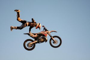 motocross by tatofan