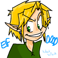 ELF DOOD. by TheMuffalow