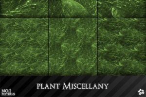 Plant Miscellany No.1 by ML-Worlds