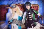 Makai Ouji: Devils and Realist cosplay by Vii-rus