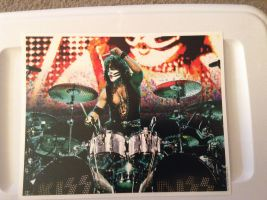 KISS Concert Club Photo 5 (Eric Singer) by UKD-DAWG