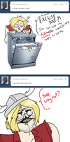 Ask Manada DUMP by oukiee