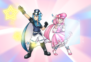 Let's Battle! by ScittyKitty