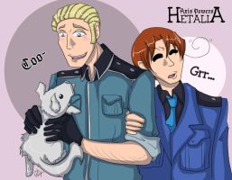 APH - The Puppy Between Us by liliy