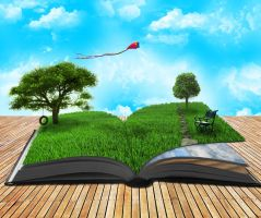 Open a magic book by MpaKyC