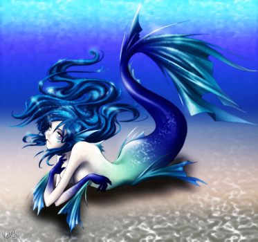 .:Oceanic - Aqualin:. by LadyKaeru