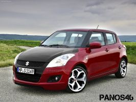 suzuki swift sport concept by panos46