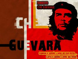 Che Guevara Wallpaper by SpiderIV