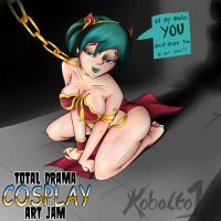 Gwen//Total Drama Contest Cosplay by kobalto1