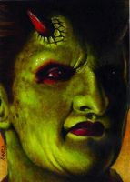 Lorne the Host - Andy Hallett by Dr-Horrible