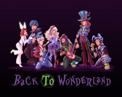 Back to Wonderland by MichelleClancy