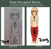 Before and After Meme 1 by Neldanair