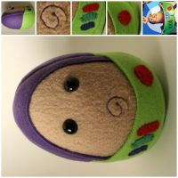 Buzz Lightyear Plushie by Saint-Angel