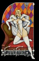 Emma Frost / White Queen v2 by Cauldron03