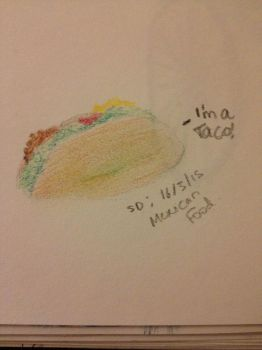Sketchdaily #43: Mexican food by enderqueen