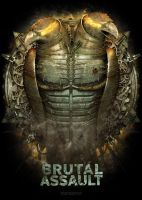 BRUTAL ASSAULT 2011 by isisdesignstudio