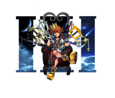 Kingdom Hearts 3 by Ventus08