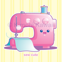 Sew Cute by kimchikawaii