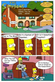 Simpsons Comic Page 01 by silentmike86