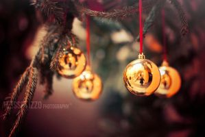 Golden Christmas by Alessia-Izzo