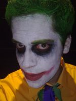 Me as Joker by Gonzaloguay