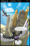 Mission 3: Shattered Stone Page1 by Luna-Minura