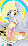 You'll eat a muffin... by Matackable