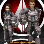 UNSpacyTestPilots by theschell