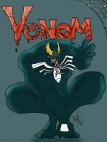 Venom, Color by Ryan Lewis by SparkStudios