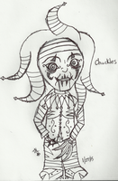 Chuckles, Mr. Kranes Puppet by Dysfunctional-H0rr0r