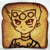 Brainy on a bread by Hopemaydie