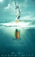 Democracy  New World Order 2 by Mshlove