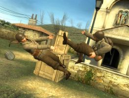 Best WWII Game Ever by wesker991