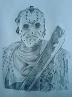jason vorhees by Lord--Crumb