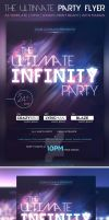 The Ultimate Party Flyer by biglord