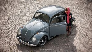 1959 VW Beetle by AmericanMuscle
