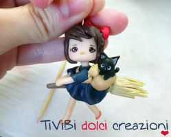 Kiki Delivery Service: WiP by tivibi