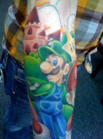 Mario sleeve update 5.7.10 n5 by melsea3108