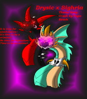 Couple Concept- DxCS by SighriaDragoness12