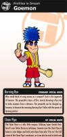 Profiles: Goemon by TriforceJ