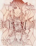 The Playing Card by KareBare