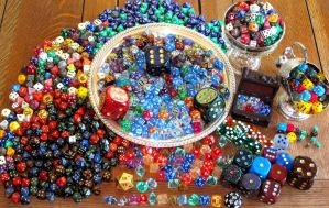 Epic Pile-o-Dice by PortBaron