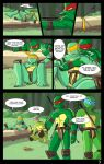 Let's go hunting: page 3 by NeatTea