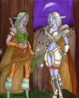 The nelfs by Mooknar