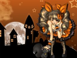Happy Halloween by Yuwi