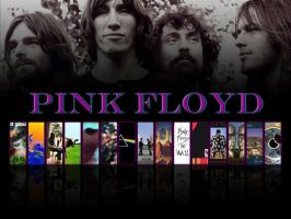 Pink Floyd Wallpaper by lostcaveman